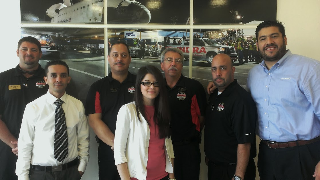 Sales Department | Parks Toyota Of DeLand In Florida